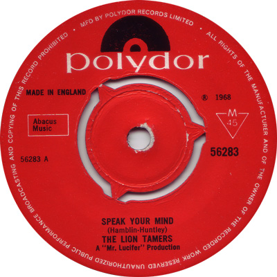 Gary Scruggs - Gentle When You Say The Word / I Need Someone (So Do You)